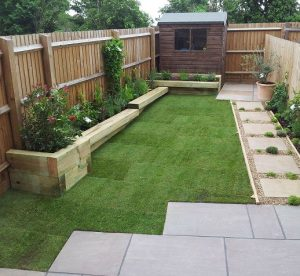 landscaping lawns