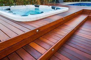 Landscaping wellintong paving decks retaining walls